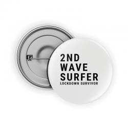 2nd wave surfer...