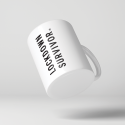 Lockdown Survivor Mug