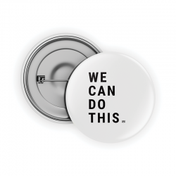 We can do this Pin