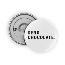 Send Chocolate Pin