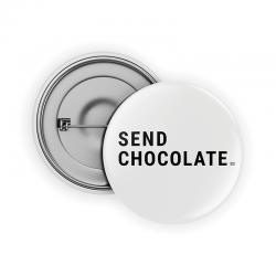 Send Chocolate Pin