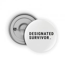 Designated survivor Pin