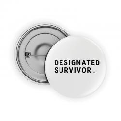Designated survivor Pin