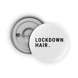 Lockdown hair Pin